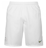 2016-2017 PSG Nike Third Shorts (White)