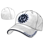 Ratm - Gear White L/XL Flex Cap