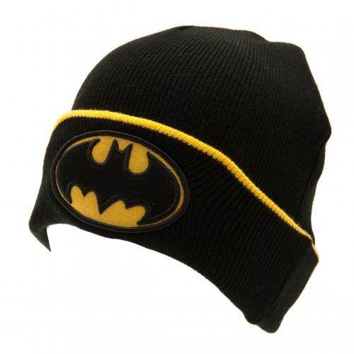 Batman Knitted Hat Junior TU