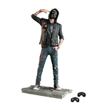 Watch Dogs 2 PVC Statue Wrench 24 cm