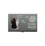 Star Wars Business Card Holder Darth Vader & Stormtrooper 10 cm
