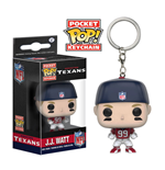 NFL Pocket POP! Marvel Vinyl Keychain J.J. Watt (Houston Texans) 4 cm