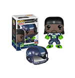 NFL POP! Football Vinyl Figure Richard Sherman (Seattle Seahawks) 9 cm