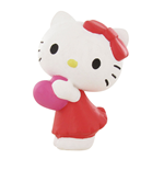 Hello Kitty Mini Figure Hello Kitty Heart 6 cm