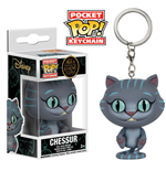 Alice Through the Looking Glass POP! Vinyl Keychain Chessure 4 cm