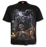Living Dead - T-Shirt Black
