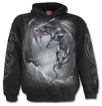 DRAGON'S Cry - Hoody Black