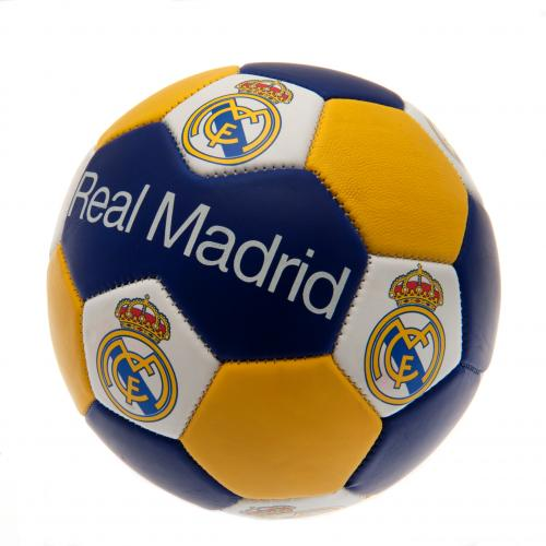 Real Madrid F.C. Nuskin Football Size 3