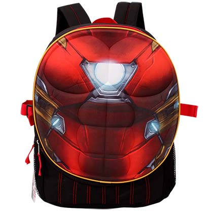 IRON MAN Costume Backpack