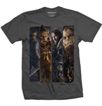 World of Warcraft Men's Tee: Character Slice