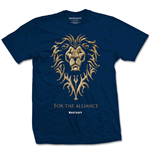 World of Warcraft Men's Tee: The Alliance