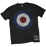 The Who Men's Tee: Target Distressed