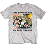 The Stone Roses Men's Tee: She Bangs The Drums