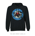 The Jam Men's Hooded Top: Target Logo