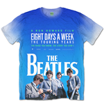 The Beatles Premium Tee: 8 Days a Week Movie Poster