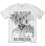 The Beatles Premium Tee: Revolver