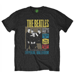 The Beatles Men's Tee: Imperial Ballroom