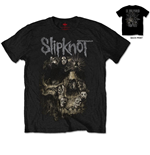 Slipknot Men's Tee: Skull Group