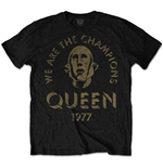 Queen Men's Tee: We Are The Champions