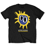 Primal Scream Men's Tee: Screamadelica Yellow