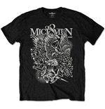 Of Mice & Men Men's Tee: Eagle