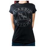 Motown Ladies Fashion Tee: Classic