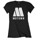 Motown Ladies Tee: M Logo
