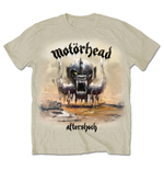 Motorhead Men's Tee: Aftershock