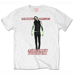 Marilyn Manson Men's Tee: Antichrist