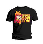 Family Guy Men's Tee: Stewie Bow To Me