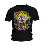 Guns N' Roses Men's Tee: Cards