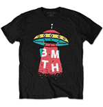 Bring Me The Horizon Men's Tee: Alien