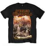 Avenged Sevenfold Men's Tee: Germany