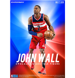 NBA Collection Motion Masterpiece Actionfigur 1/9 John Wall 23 cm