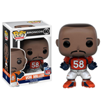 NFL POP! Football Vinyl Figure Von Miller (Denver Broncos) 9 cm