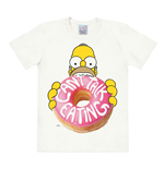 Simpsons T-Shirt Homer Donut