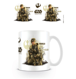 Star Wars Rogue One Mug Jyn Profile