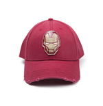 Avengers - Iron Man Copper Badge Adjustable Cap