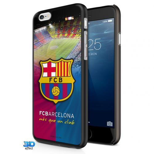 F.C. Barcelona iPhone 7 Hard Case 3D