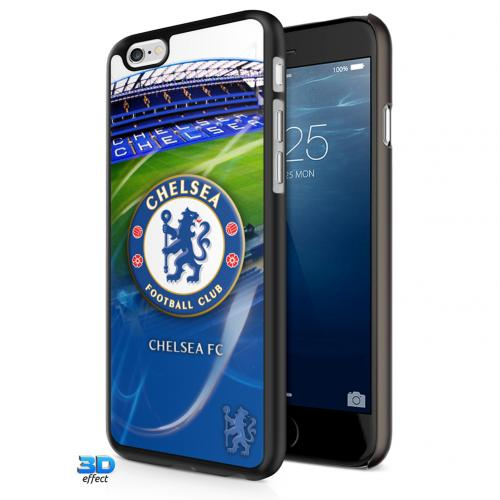 Chelsea F.C. iPhone 7 Hard Case 3D