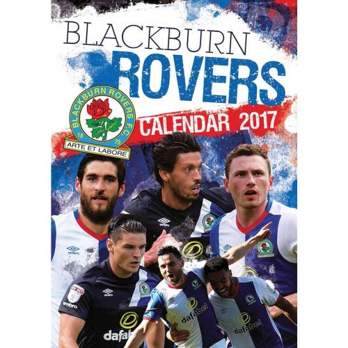 Blackburn Rovers F.C. Calendar 2017
