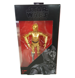 Star Wars Black Series Action Figure C-3PO 2016 Exclusive 15 cm