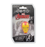 Marvel Comics Light-Up Keychain Iron Man