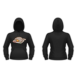 Pusheen Sweatshirt Pizza Love