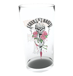 Guns N' Roses Glass - Logo