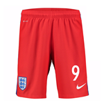 2016-17 England Away Shorts (9) - Kids