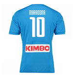 2016-17 Napoli Replica Home Shirt (Maradona 10) - Kids