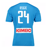 2016-17 Napoli Replica Home Shirt (Insigne 24) - Kids