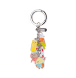 Adventure Time - Candy People Metal Keychain With Charms