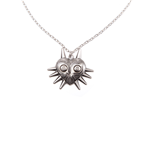Zelda - Majora's Mask Silver Necklace